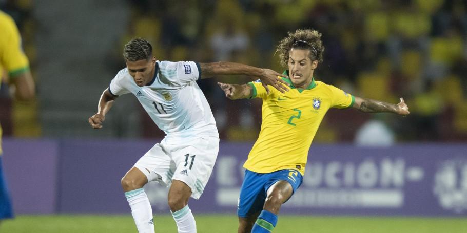 O Brasil termina a campanha do Torneio Pré-Olímpico invicto