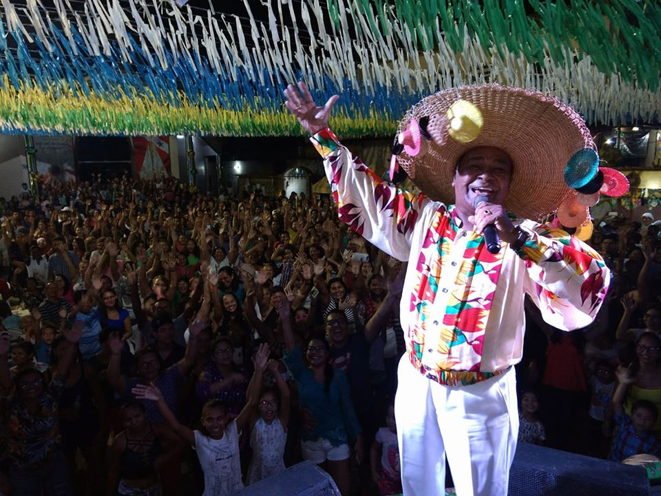 Pinduca será uma das atrações da festa