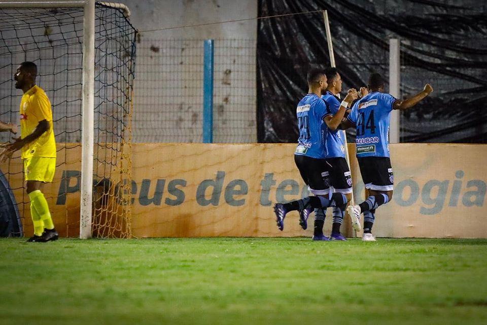 Paysandu tinha a vantagem do empate, por ser a equipe visitante