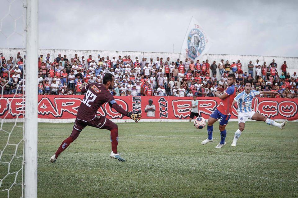 Nicolas e Micael foram os autores dos gols do Paysandu