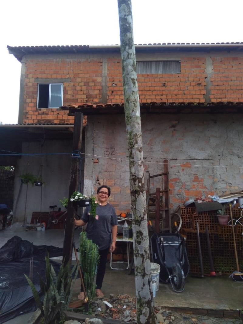 Jornalista Socorro Costa daria para sua cidade o saneamento básico
