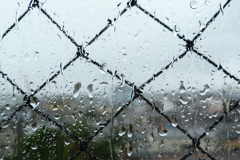 As chuvas serão intermitentes até o dia 12 de janeiro