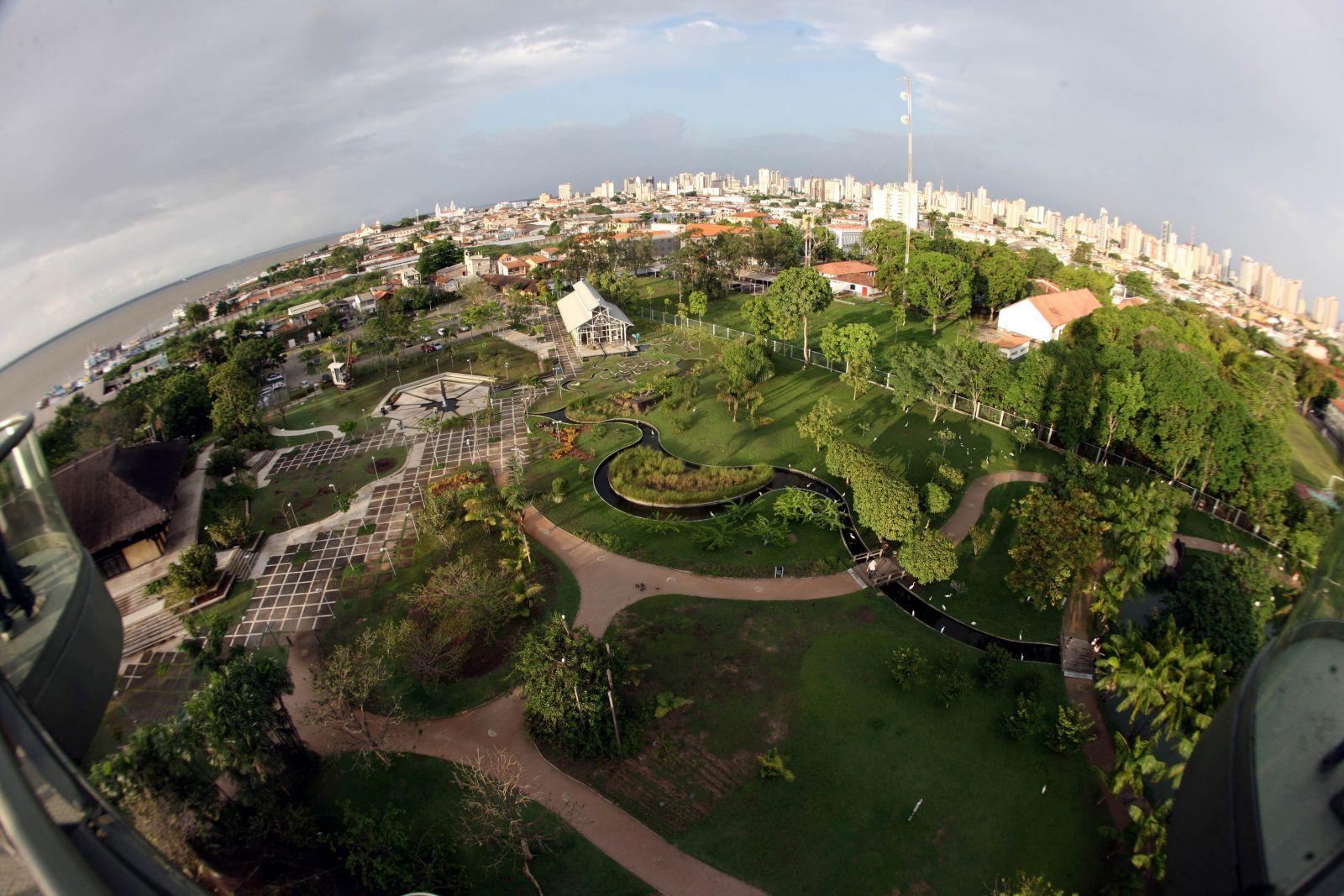 O Mangal é uma referência para o Brasil na área da pesquisa e preservação ambiental