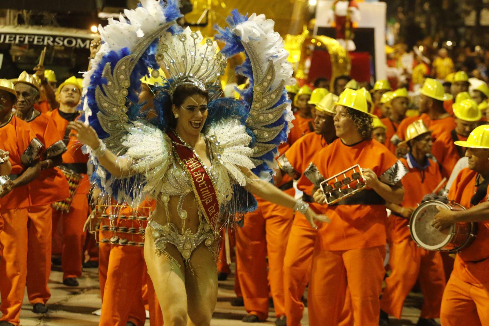 Os ensaios técnicos das agremiações carnavalescas já estão confirmados para os dias 11, 12 e 13 deste mês