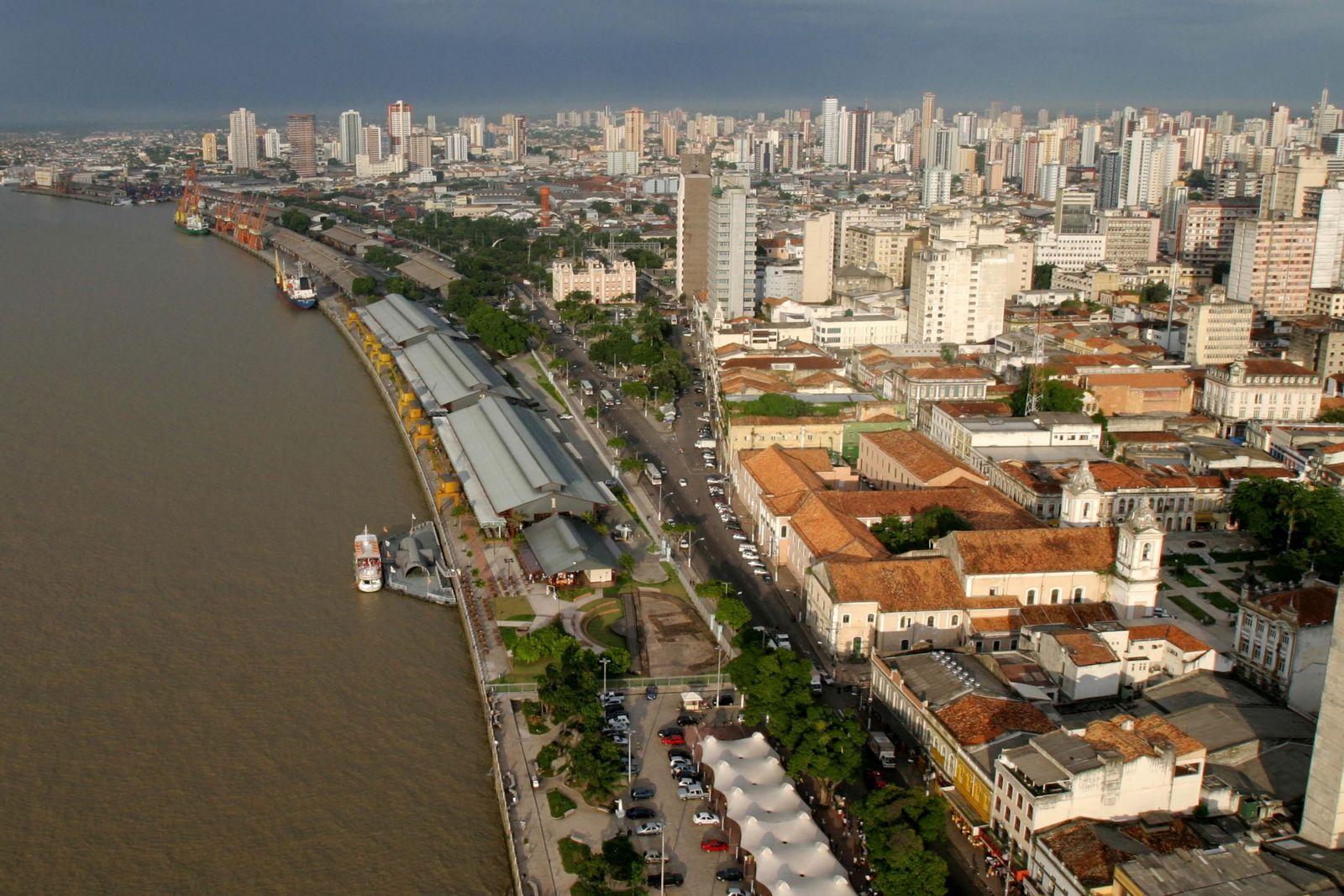 Cidade de Belém completa 404 anos no domingo, 12