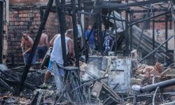 Vítimas do incêndio no bairro de Fátima precisam de doações