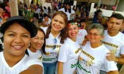 Mulheres se unem e pedem paz em vários municípios paraenses