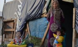 Guerra na Síria deixa meio milhão de deslocados