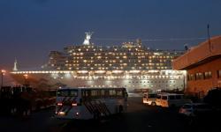 Dois passageiros de navio morrem devido ao novo coronavírus