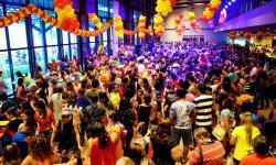 Estação das Docas promove baile de Carnaval