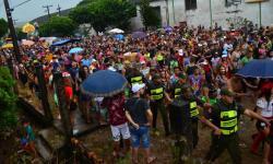 Carnaval será de céu nublado e chuva em todo o Pará