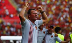 Mazola Júnior é o novo treinador do Clube do Remo