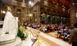 Igreja católica celebra quarta-feira de Cinzas