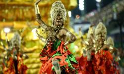 Viradouro é a campeã do Carnaval do Rio de Janeiro