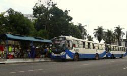 Belém tem retomada gradual do transporte público