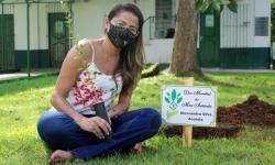 Dia Mundial do Meio Ambiente é celebrado com plantio