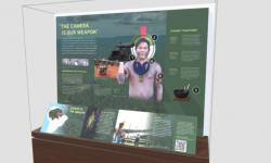 Exposição digital conta a história de luta dos Kayapó