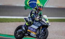 Brasileiro estreia com vitória no Mundial de MotoE