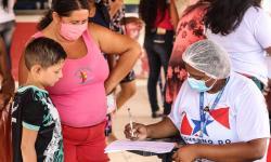 Ação Cidadania oferece serviços gratuitos para moradores de Soure
