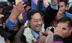Na Bolívia, boca de urna dá vitória a Luis Arce no 1º turno