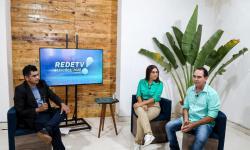 Josemira e Zito detalham propostas em entrevista de TV