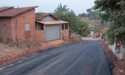Município de Novo Repartimento investe em pavimentação asfáltica