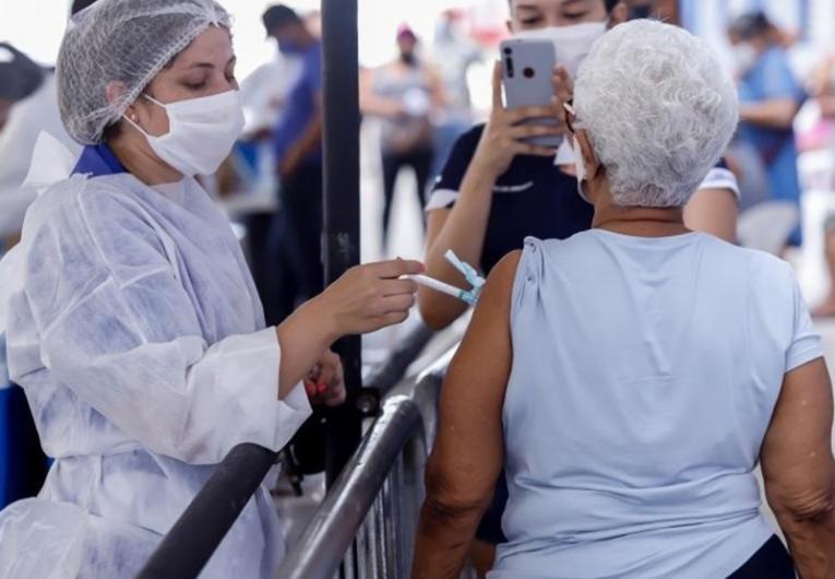 Marituba inicia vacinação de idosos entre 70 e 89 anos nesta quinta (4)