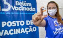 Vacinação de idosos de 78 e 79 anos começa nesta sexta (5), em Belém