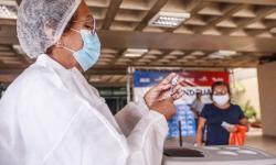 Pessoas de 60 a 69 anos já podem receber a 2º dose da vacina, em Belém