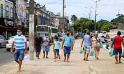 Região Metropolitana de Belém entra em bandeiramento amarelo