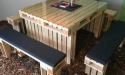 Inscrições abertas para oficina de paletes de madeira, em Castanhal