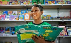 Escolas públicas recebem recursos para compra de livros didáticos