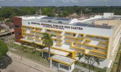 Oferta de emprego no Hospital Regional dos Caetés, em Capanema