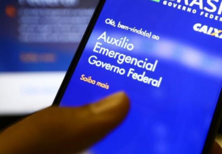 Pagamento de terceira parcela do auxílio emergencial é antecipado
