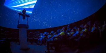 Planetário reabre para agendamento de visitas presenciais em Belém