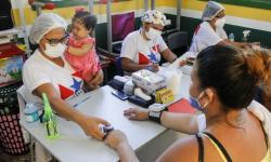 Ação leva serviços de cidadania e saúde a moradores de Benevides
