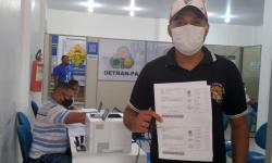 Ação itinerante regulariza veículos em Breves, no Marajó