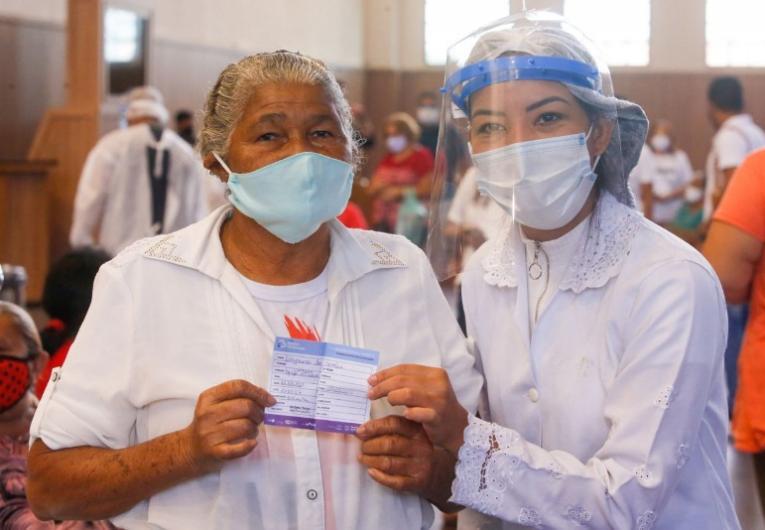 Saiba quem deve se vacinar contra a covid-19 hoje