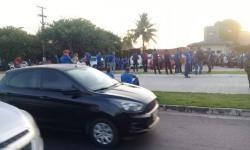 Paralisação de funcionários da empresa Belém Rio afeta usuários