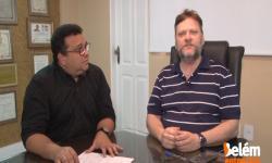 Belém Entrevista com Dep. Paulo Bengtson