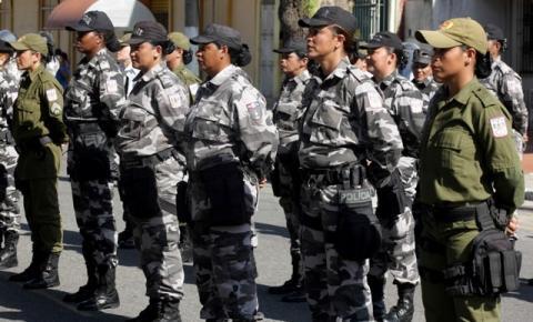 O Mundo Policial Feminino no Brasil