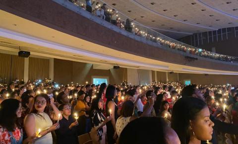 Natal da IEQ junta mais de 4 mil pessoas