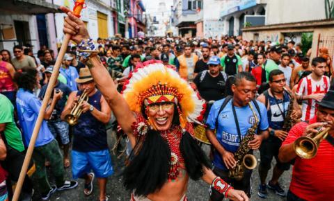 Pré-carnaval da Cidade Velha já começou