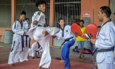 Programa Talentos Esportivos abre 500 vagas para novos alunos