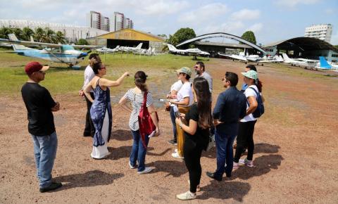 Secult realiza consulta pública sobre o Parque da Cidade