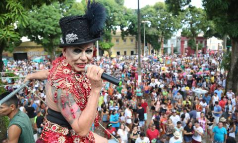 Pré-Carnaval da Cidade Velha segue em mais um final de semana