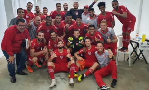 CRB-AL vence o Independente de Tucuruí pela Copa do Brasil