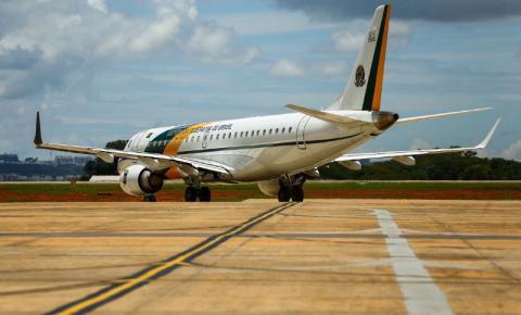 Aeronaves da FAB chegam neste sábado a Anápolis