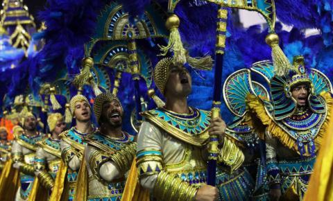 Águia de Ouro é campeã do Carnaval de São Paulo