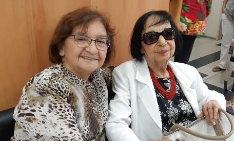 Luto pela professora Maria Sylvia Nunes